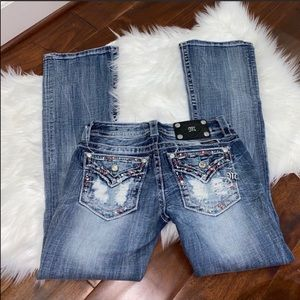 Miss Me Bootcut Jeans Size 26